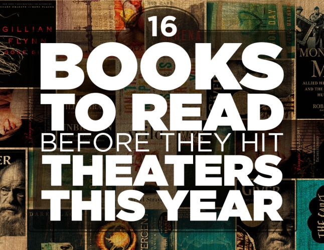 books into movies 2014 from buzzfeed