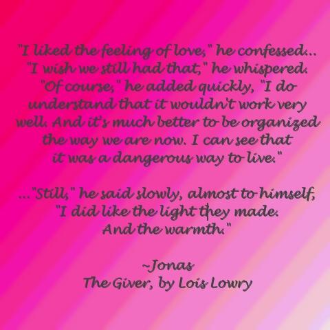 Jonas love