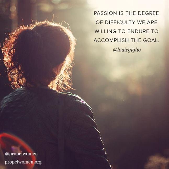 propel passion